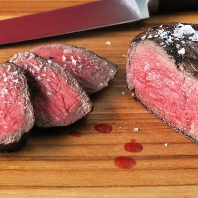 Grilled Wagyu Filet Mignon